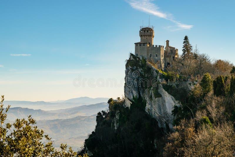 San Marino foto de archivo