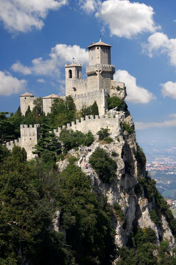 Free San Marino, Castle, Italy Royalty Free Stock Photos - 16607198