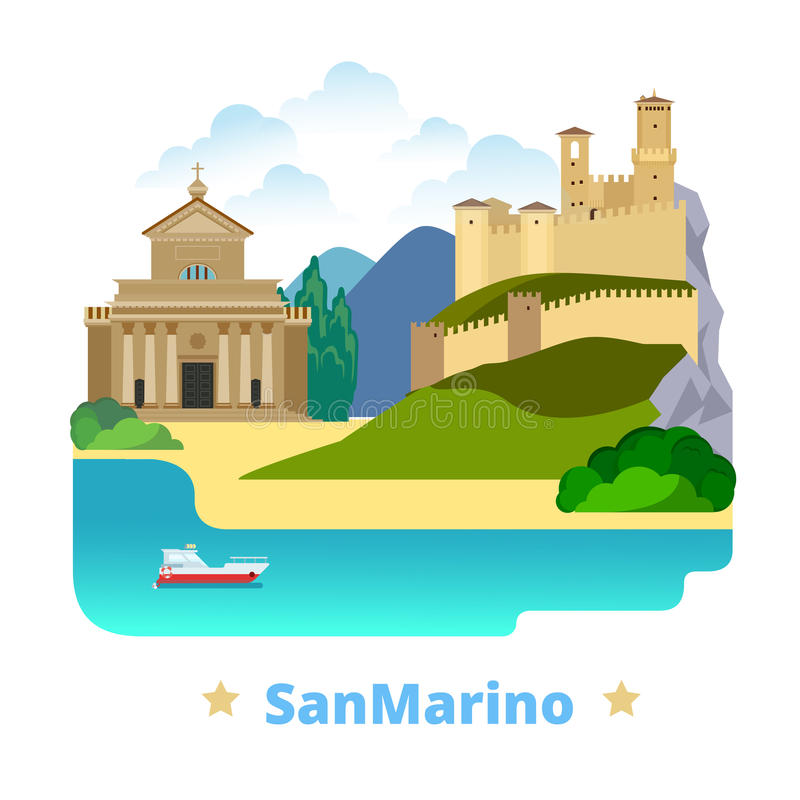 https://thumbs.dreamstime.com/b/san-marino-country-design-template-flat-cartoon-st-magnet-style-historic-sight-showplace-web-site-vector-illustration-world-73370417.jpg