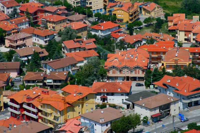 Download San-Marino. Italy. stock image. Image of house, dalmatia - 23720663