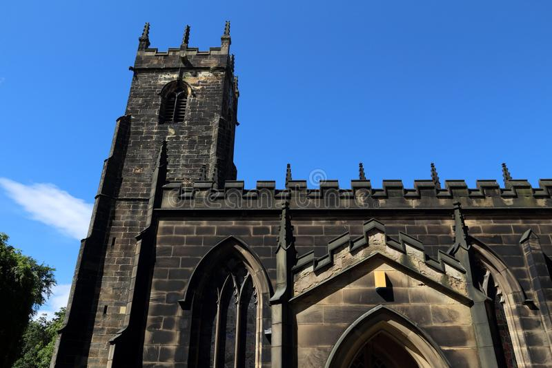 San Marys di Barnsley fotografia stock libera da diritti