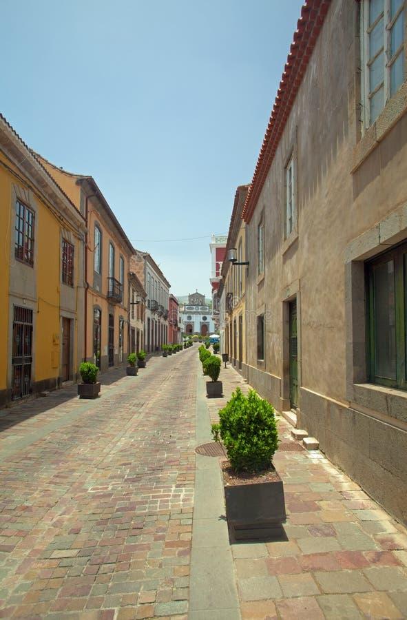 San Mateo, Gran Canaria royalty-vrije stock fotografie