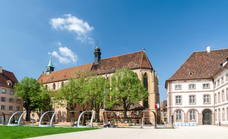Download San-Matthieu De Colmar, L'Alsazia, Francia Di Eglise Immagine Stock - Immagine di cattolico, esterno: 30826171