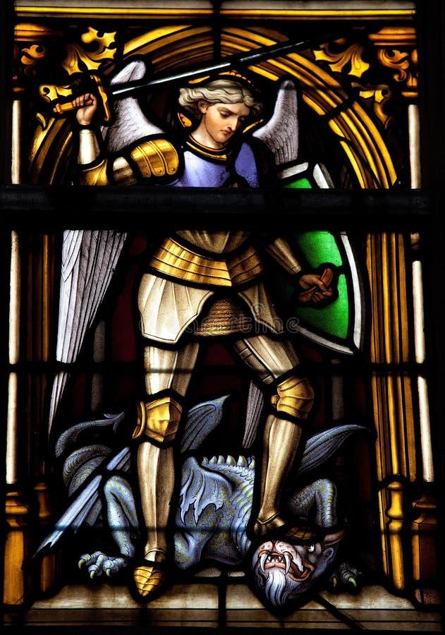 San Michael fotografie stock