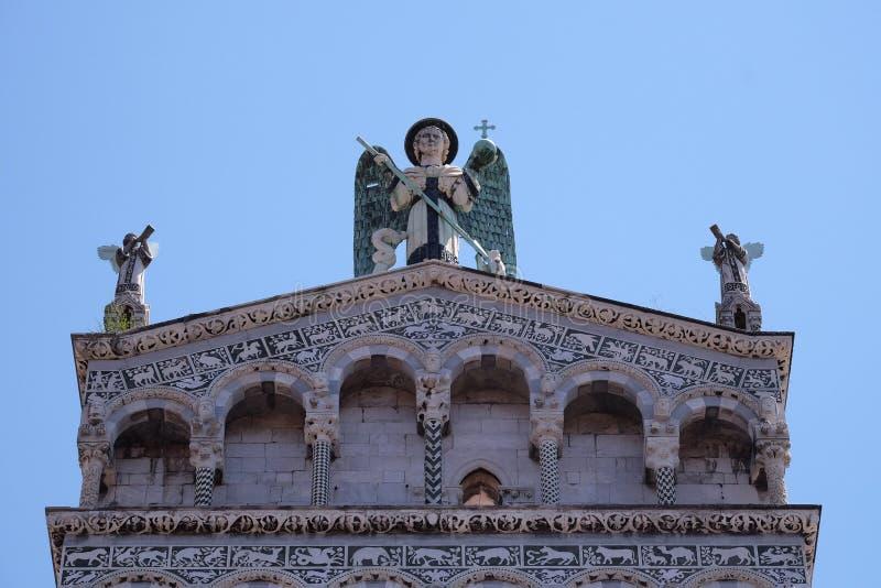 San Michael immagine stock libera da diritti