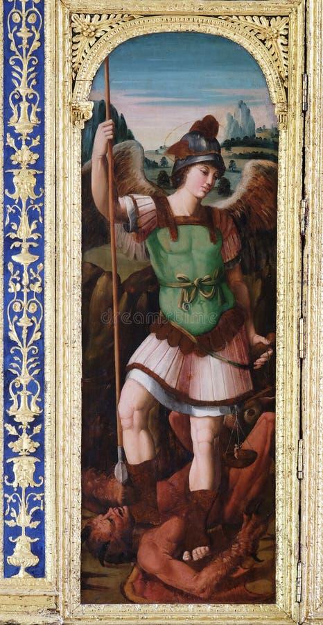 San Michael immagini stock