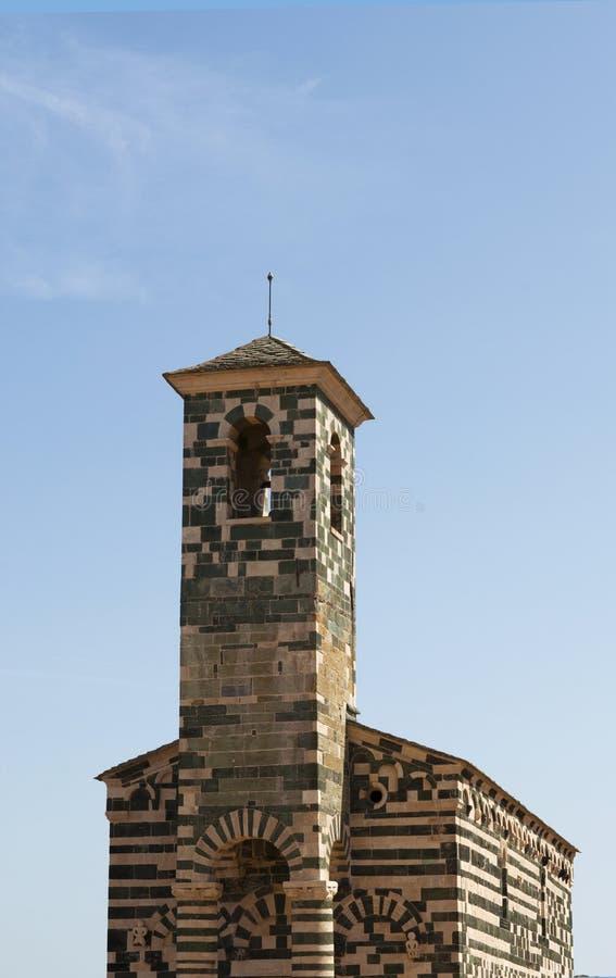 San Michele de Murato, church, Murato, Haute-Corse, Corsica, France, island, Europe. Corsica, 29/08/2017: view of the Church of San Michele de Murato, a small stock photography
