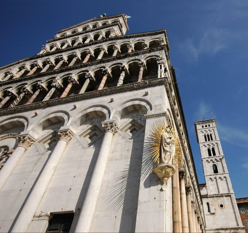 San Michele in Foro immagine stock