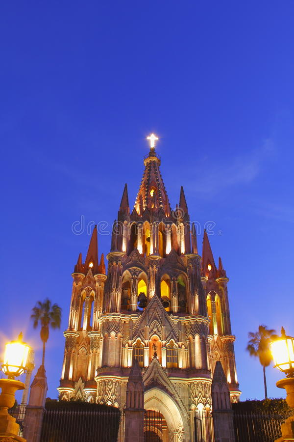 Download San Miguel Cathedral II Royalty Free Stock Photography - Image: 21752767