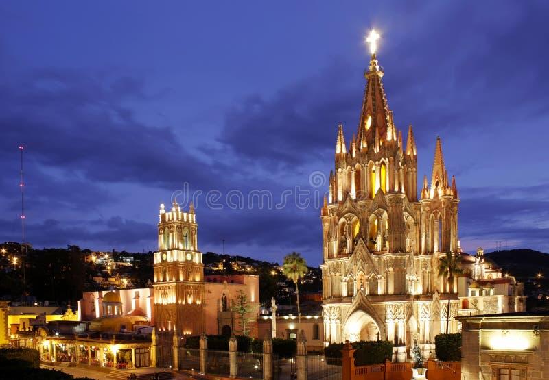 San Miguel de Allende fotos de archivo