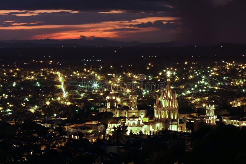San Miguel de Allende fotos de archivo libres de regalías