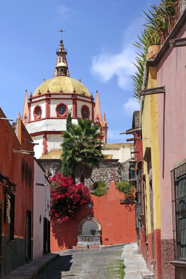 San Miguel de Allende imagenes de archivo