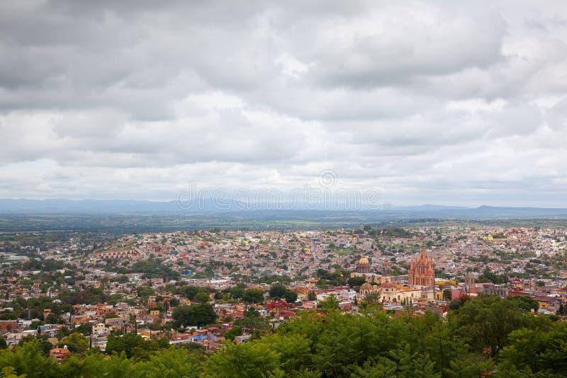 San Miguel de Allende 3 image libre de droits