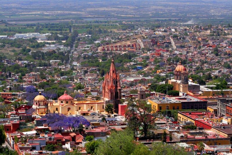 San Miguel de allende stock fotografie