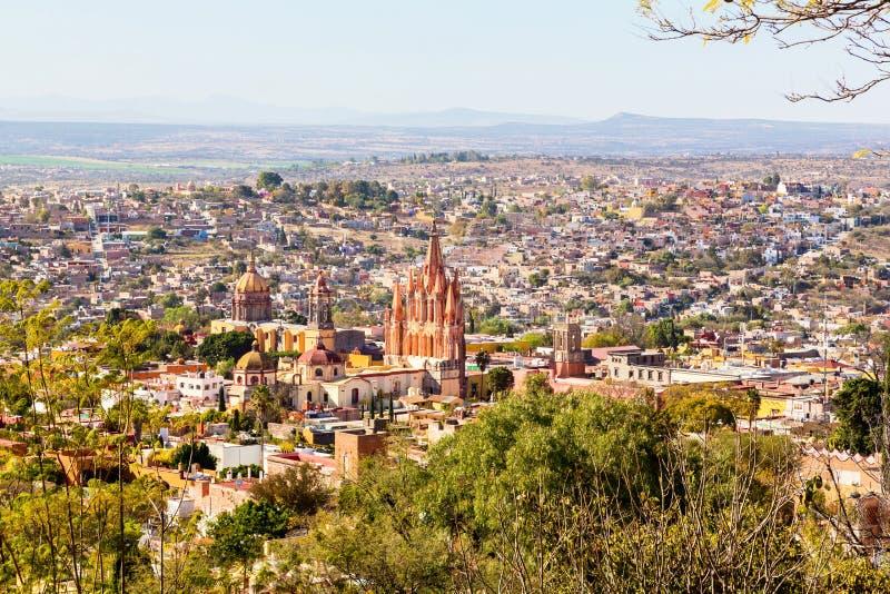 San Miguel de Allende imagens de stock