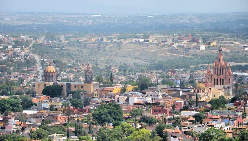San Miguel de Allende fotos de stock