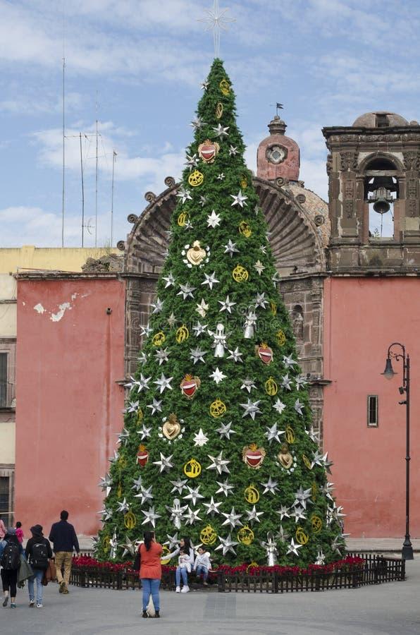 SAN Miguel de Allende, Guanajuato, Μεξικό στοκ φωτογραφία με δικαίωμα ελεύθερης χρήσης
