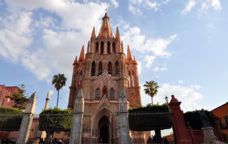 San Miguel de Allende, Guanajuato imagens de stock