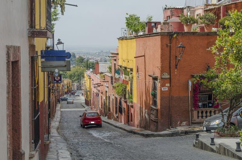 San Miguel de Allende, Guanajuato, Mexico royalty-vrije stock afbeelding