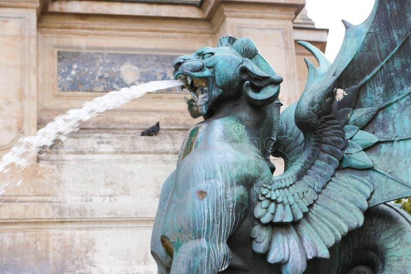 San Miguel en París fotos de archivo