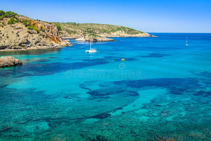 San Miguel - Ibiza - Balearic Island - España fotografía de archivo