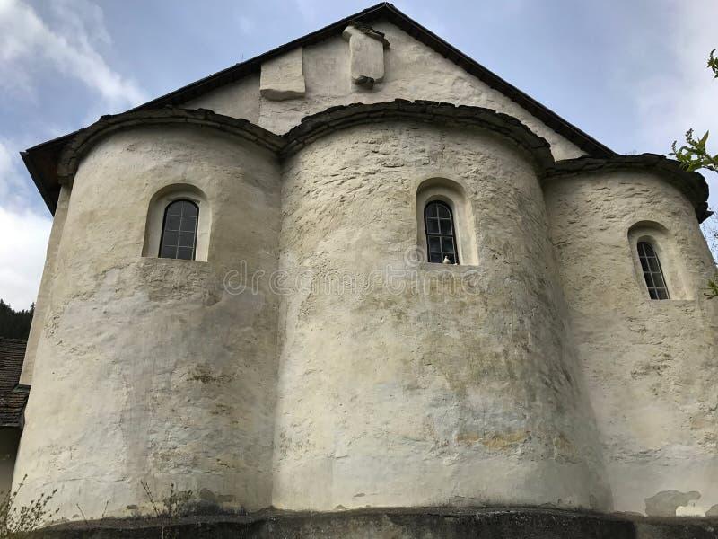 San Mikhail di Kirche fotografie stock