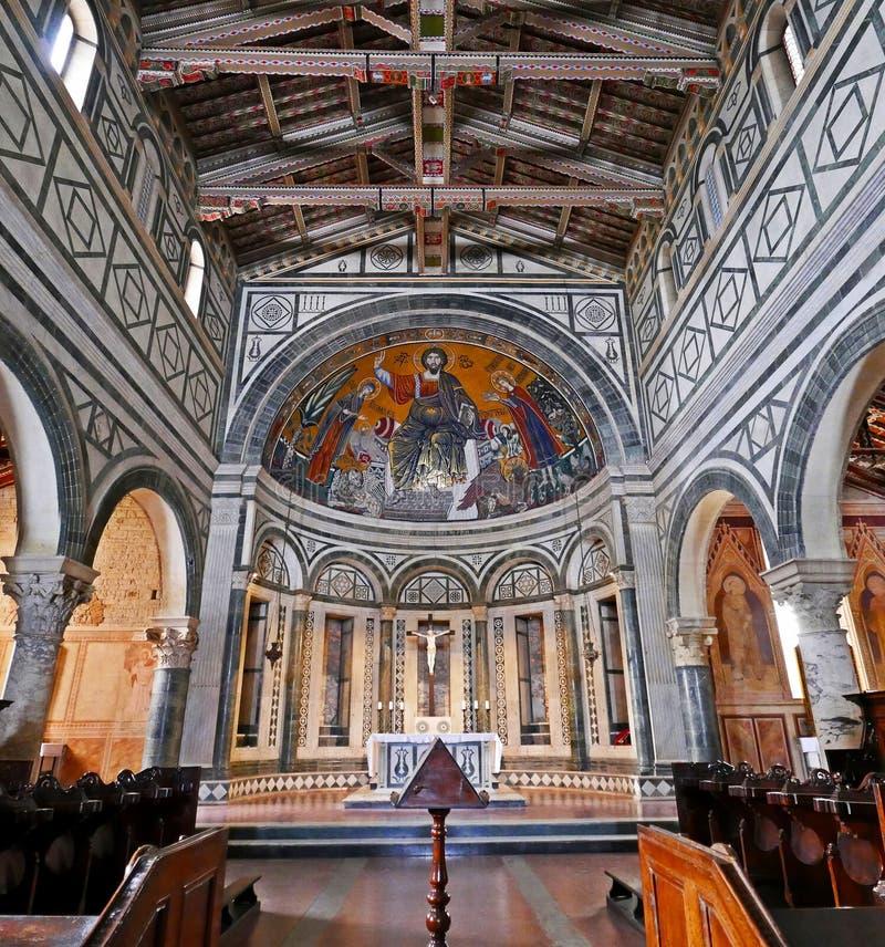 San Miniato al Monte royalty free stock images