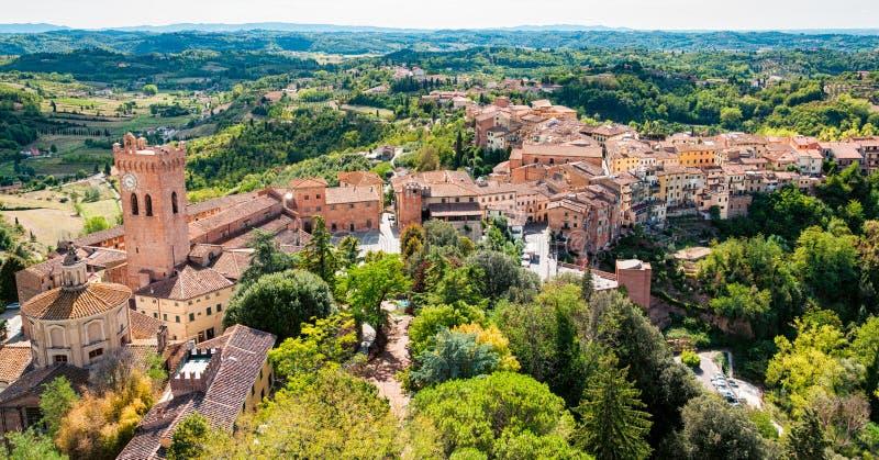 San Miniato, Włochy - obraz stock