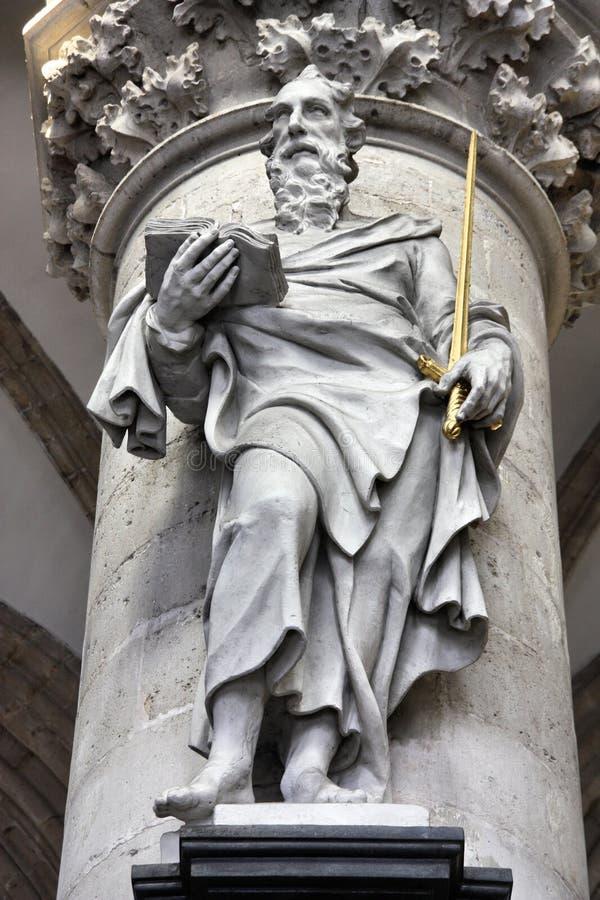 San Pablo imagen de archivo