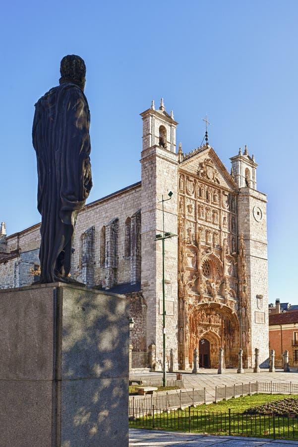 San Pablo Church foto de stock
