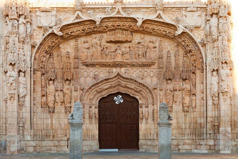 San Pablo Church Gateway fotografia de stock