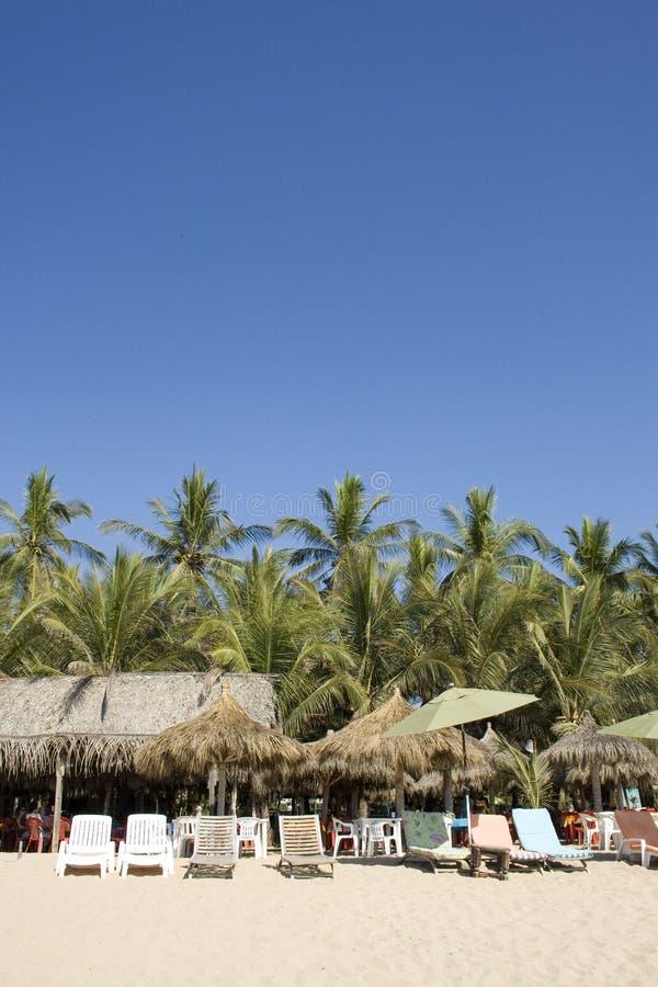 San Pancho San Fransisco plaża Meksyk fotografia royalty free