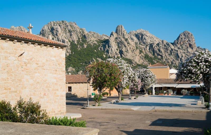 San Pantaleo stock image