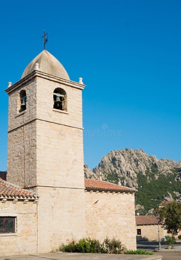 San Pantaleo royalty free stock photo