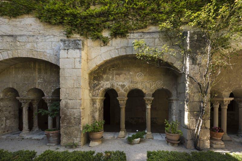 SAN Paul de Mausole στην Άγιος-Remy de Προβηγκία στοκ φωτογραφία με δικαίωμα ελεύθερης χρήσης