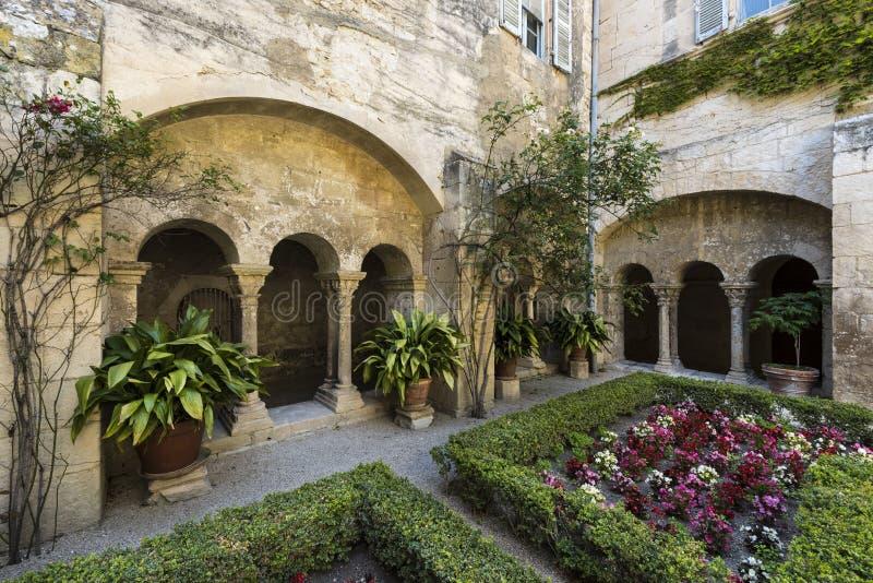 San Paul de Mausole au saint-Remy De Provence photo libre de droits
