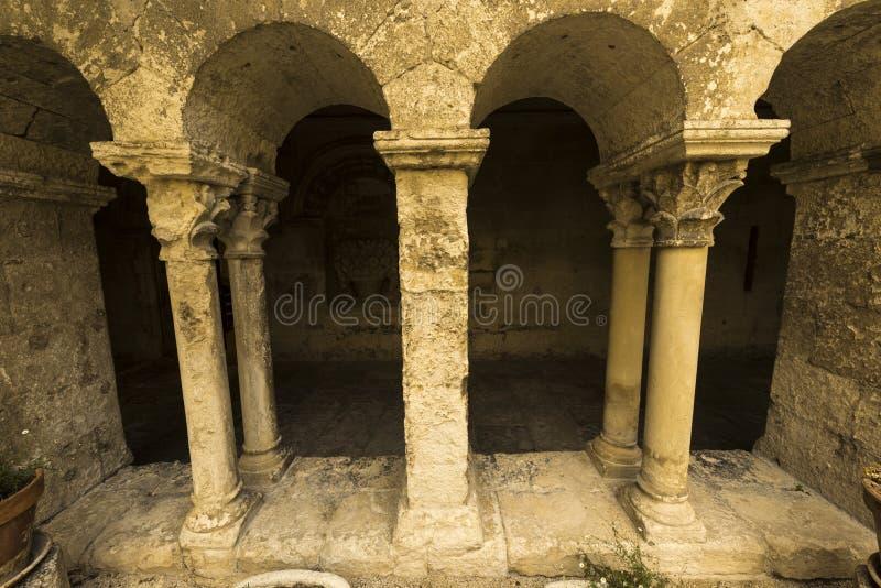 San Paul de Mausole au saint-Remy De Provence photos stock
