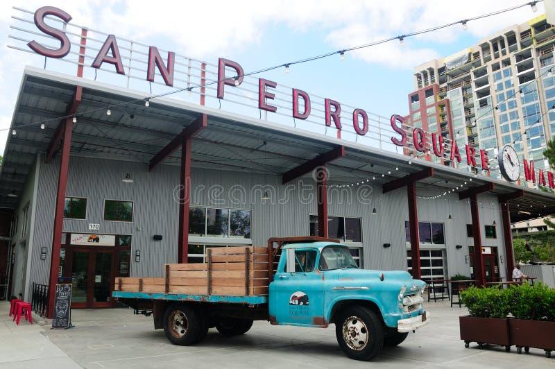 SAN Pedro το τετραγωνικό San Jose στοκ εικόνες