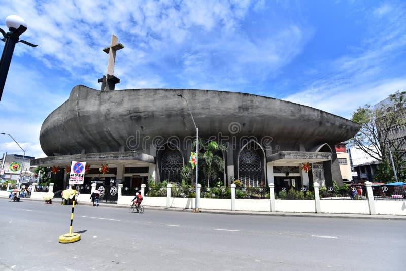 Download San Pedro Cathedral In Davao, Philippinen Redaktionelles Stockbild - Bild von denkmal, fotographie: 106800639