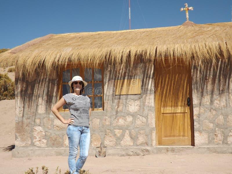 San Pedro de Atacama стоковое фото