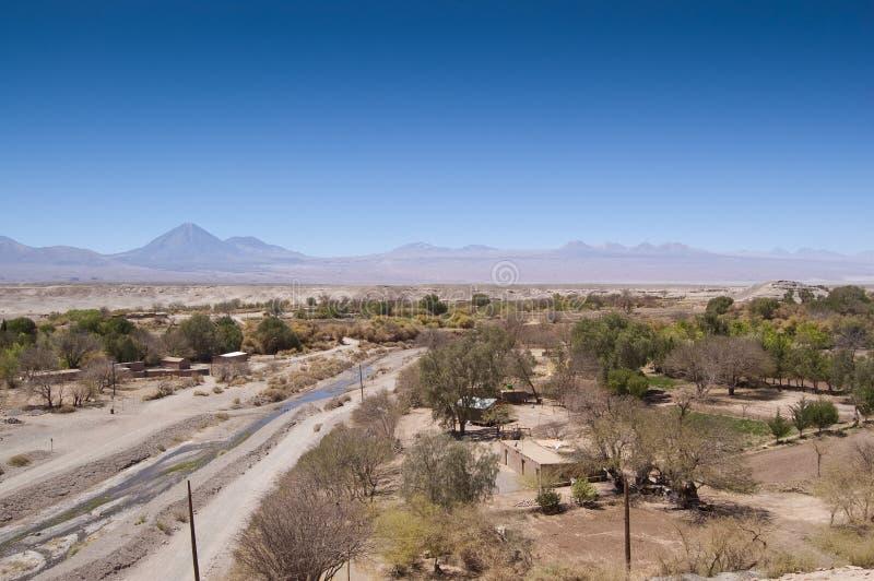 San Pedro de Atacama (Cile) fotografia stock