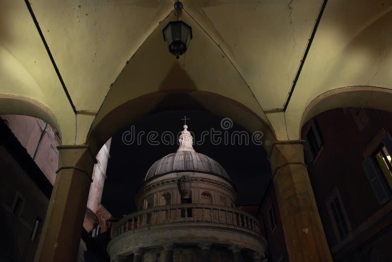 San Pedro en Montorio imagen de archivo