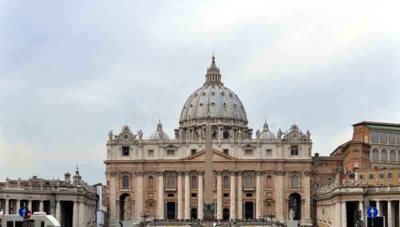 San Pedro, Roma fotografía de archivo