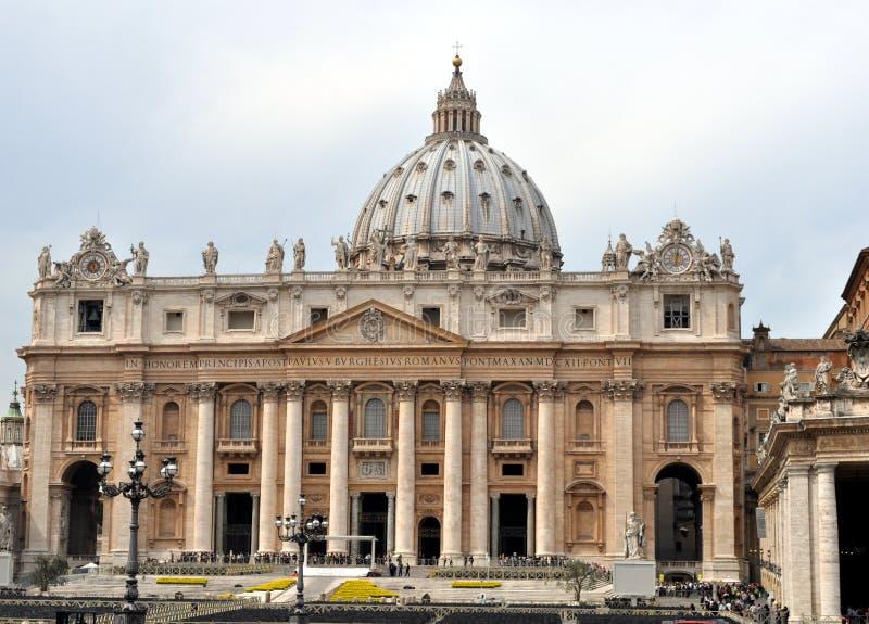 San Pedro, Roma fotografía de archivo libre de regalías
