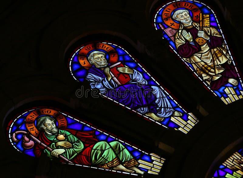 Download San Pedro, St Matthew Y San Jaime Imagen de archivo - Imagen de santiago, santo: 44858391