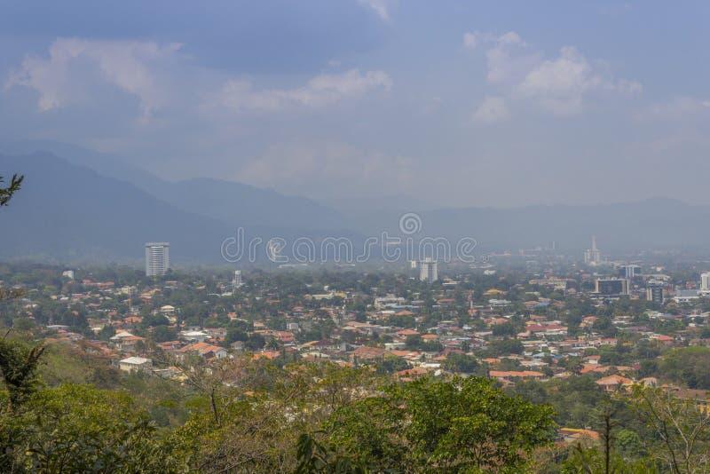 San Pedro Sula, Honduras royalty free stock photography