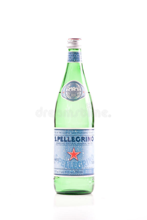 Free San Pellegrino Water Royalty Free Stock Images - 18398059