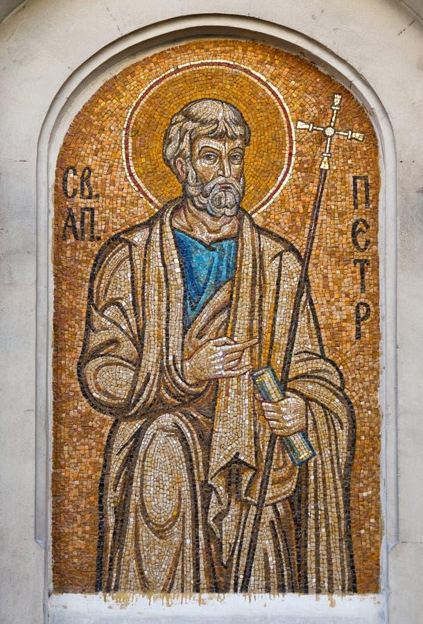 San Peter l'apostolo fotografia stock libera da diritti