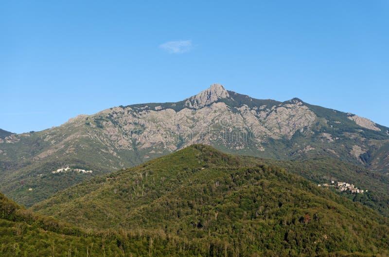 San Petrone berg fotografering för bildbyråer
