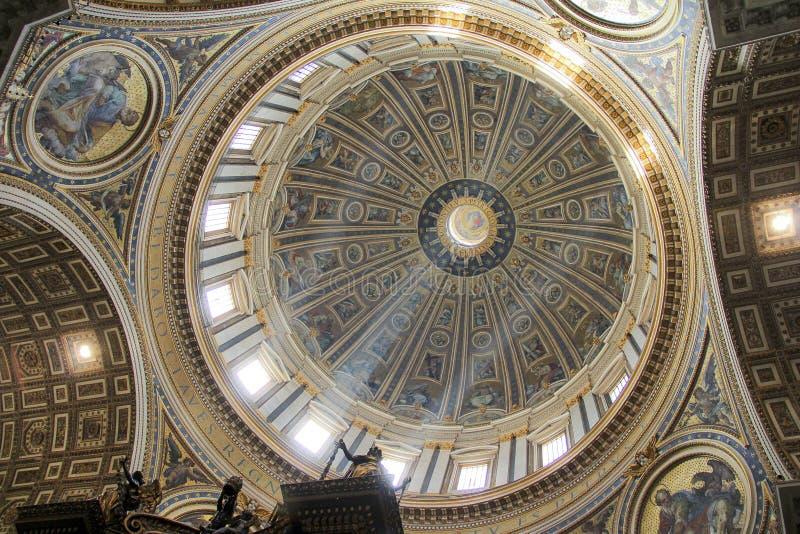 San Pietro Cathedral, Vatican, Italie photo libre de droits